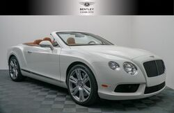 2013_Bentley_Continental GT V8_2DR CONV_ Hickory NC