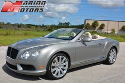 Bentley Continental GT V8 Convertible 2013