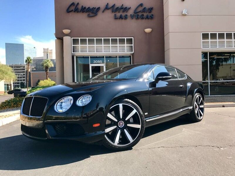2013_Bentley_Continental GT V8_Coupe_ Chicago IL