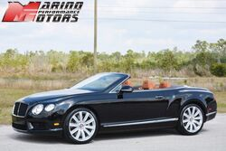 Bentley Continental GT V8 GTC Convertible 2013