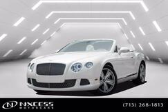 2013_Bentley_Continental GTC_V12_ Houston TX