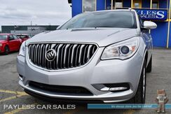 2013_Buick_Enclave_Leather / AWD / Power & Heated Leather Seats / Navigation / Dual Sunroof / Bose Speakers / Auto Start / Back-Up Camera / Rear Captain Chairs / 3rd Row / Seats 7 / Tow Pkg / 1-Owner_ Anchorage AK