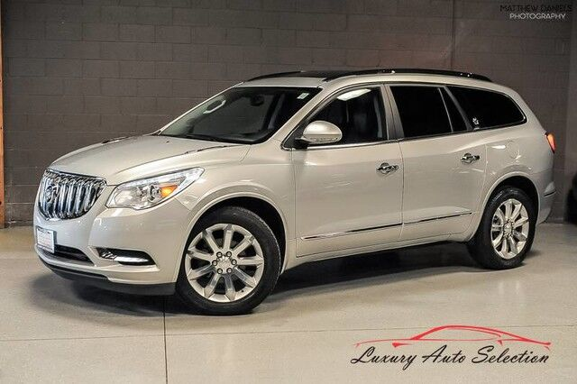 2013_Buick_Enclave Premium AWD_4dr SUV_ Chicago IL