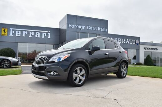2013 Buick Encore Leather Hickory NC