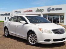 2013_Buick_LaCrosse_Base_ West Point MS