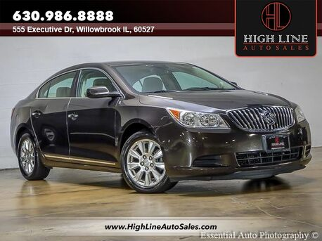 2013_Buick_LaCrosse_Base_ Willowbrook IL