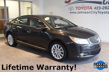 2013 Buick LaCrosse Leather Group Charleston SC