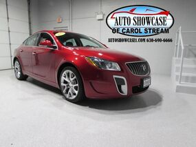 Buick Regal GS 2013