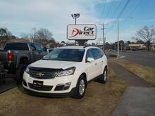 2013_CHEVROLET_TRAVERSE_LT, BUYBACK GUARANTEE, WARRANTY, 3RD ROW, BLUETOOTH, REMOTE START, ONSTAR, CAPTAIN CHAIRS !!!_ Virginia Beach VA