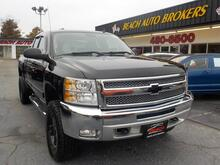 2013_CHEVROLET_SILVERADO_1500 LT EXTENDED CAB 4X4, BUYBACK GUARANTEE, WARRANTY, REMOTE START, TOW PKG, PARKING SENSORS, NICE!_ Norfolk VA