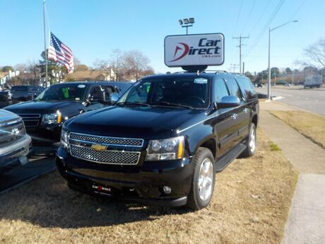 2013 CHEVROLET SUBURBAN 1500 LT, BUY BACK GUARANTEE AND WARRANTY, DVD, CD PLAYER, ONSTAR, REMOTE START, ONLY 94K MILES! Virginia Beach VA