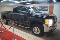 2013_CHEVROLET_Silverado 2500HD_6.6 TURBO DIESEL LONG WHEEL BASE 4WD_ Charlotte NC