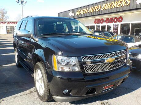 2013 CHEVROLET TAHOE LT 4X4, BUYBACK GUARANTEE, WARRANTY, TEXAS EDITION, LEATHER, 3RD ROW, DVD PLAYER, NAV, ONLY 1 OWNER! Norfolk VA