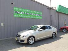 2013_Cadillac_ATS_2.5L Base RWD_ Spokane Valley WA