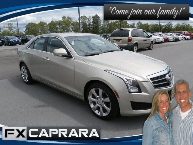 2013 Cadillac ATS 2.5L Luxury Watertown NY