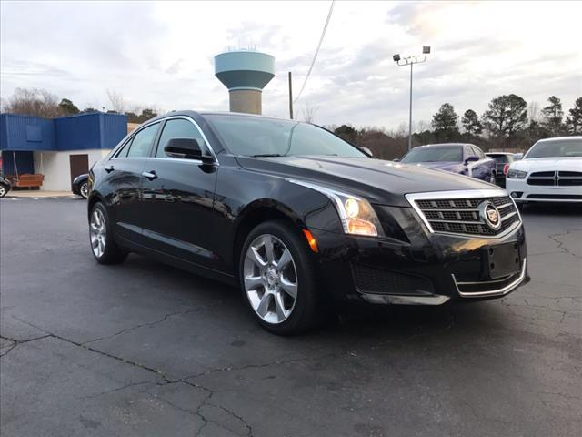 2013 Cadillac ATS 3.6L Luxury Raleigh NC