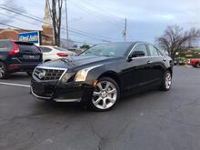 2013_Cadillac_ATS_3.6L Luxury_ Raleigh NC