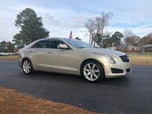 2013_Cadillac_ATS_4d Sedan 2.5L Luxury_ Outer Banks NC
