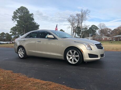 2013 Cadillac ATS 4d Sedan 2.5L Luxury Outer Banks NC