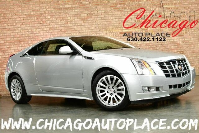 2013 Cadillac Cts Coupe >> 2013 Cadillac Cts Coupe Performance Awd 3 6l Vvt V6 Di Engine All Wheel Drive 1 Owner Black Leather Heated Seats Bose Audio Xenons Dual Zone Climate