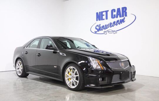 2013 Cadillac CTS-V Sedan  Houston TX