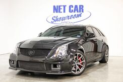 2013_Cadillac_CTS-V Wagon__ Houston TX