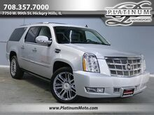 2013_Cadillac_Escalade ESV Platinum Edition_2 Owner TV's Roof Fully Loaded_ Hickory Hills IL
