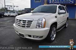 2013_Cadillac_Escalade_Luxury / 6.2L V8 / Heated Leather Seats & Steering Wheel / Navigation / Sunroof / Bose Speakers / Auto Start / 3rd Row / Seats 6 / Rear DVD / Blind Spot Alert / Tow Pkg_ Anchorage AK