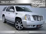 2013 Cadillac Escalade Nav Roof Rear Bucket