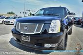 2013 Cadillac Escalade Premium / AWD / Heated & Cooled Leather Seats / Heated Steering Wheel / Sunroof / Navigation / Rear Entertainment / Bose Speakers / Auto Start / 3rd Row / Seats 7 / Back Up Camera / Tow Pkg