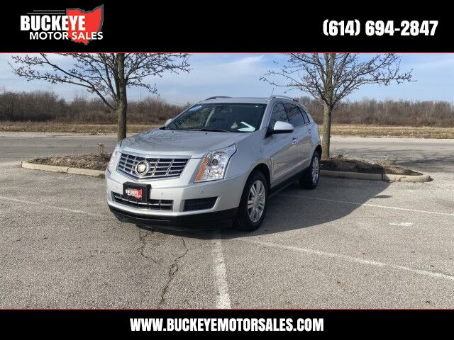 2013 Cadillac SRX Luxury Collection Columbus OH