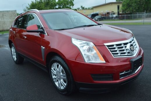 2013 Cadillac SRX Luxury Collection Houston TX