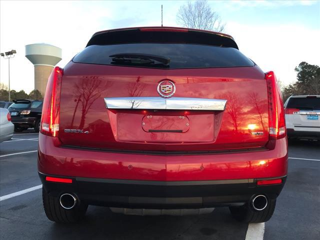 2013 Cadillac SRX Luxury Collection Raleigh NC