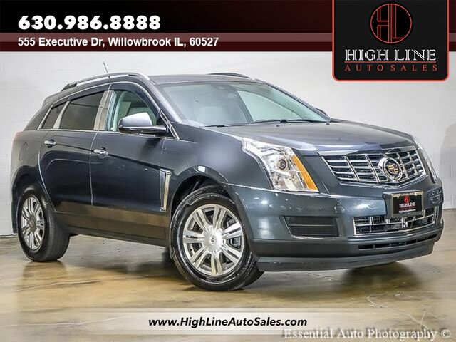 2013 Cadillac SRX Luxury Collection Willowbrook IL