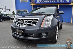 2013_Cadillac_SRX_Premium / AWD / Driver Assist Pkg / Heated & Ventilated Leather Seats / Heated Steering Wheel / Rear Entertainment / Navigation / Panoramic Sunroof / Bose Speakers / Adaptive Cruise Control / Auto Start / Bluetooth / Back Up Camera / Tow Pkg_ Anchorage AK