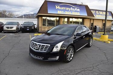 Cadillac XTS Livery Package 2013