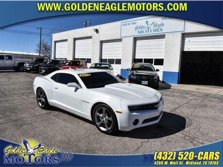 2013_Chevrolet_Camaro_2DR CPE LT W/2LT_ Midland TX