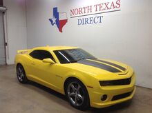2013_Chevrolet_Camaro_2SS Camera Bluetooth Touch Screen Heated Leather_ Mansfield TX
