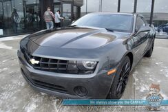 2013_Chevrolet_Camaro_LS / 6-Spd Manual / Aux Input / Power Locks & Windows / Cruise Control / 29 MPG / Only 47k Miles_ Anchorage AK