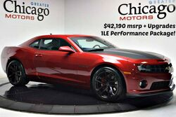 Chevrolet Camaro SS 1 Owner Carfax Certifi 1LE Performance Original MSRP $42,190 Loaded Like new 2013