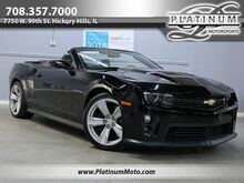 2013_Chevrolet_Camaro ZL1 Convertible_Nav Heads Up Back Up Camera Auto Exhaust_ Hickory Hills IL