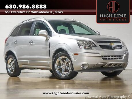 2013_Chevrolet_Captiva Sport Fleet_LT_ Willowbrook IL