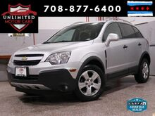 2013_Chevrolet_Captiva Sport_LS_ Bridgeview IL