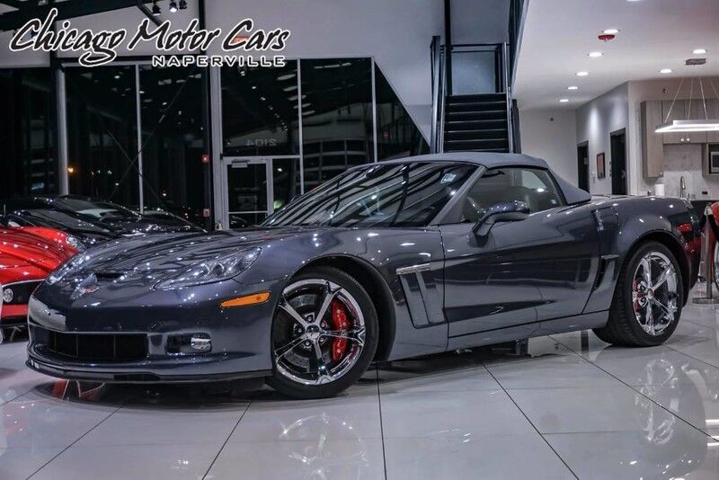 2013_Chevrolet_Corvette Grand Sport 3LT_Convertible_ Chicago IL