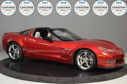 Chevrolet Corvette Grand Sport 3LT 2013