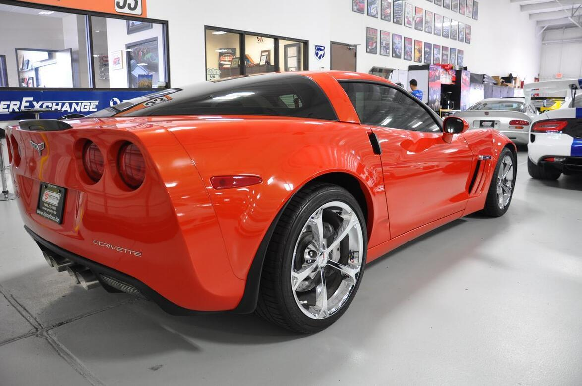 2013 Chevrolet Corvette Grand Sport 60th Anniversary Grand Sport 3LT Tomball TX