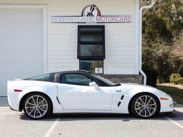 2013 Chevrolet Corvette Zr1 3zr Charleston Sc 23158134
