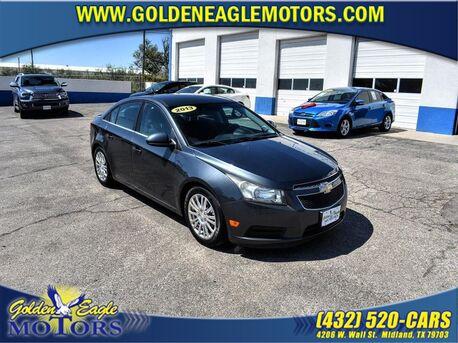 2013_Chevrolet_Cruze_4dr Sdn Auto ECO_ Midland TX