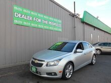 2013_Chevrolet_Cruze_LTZ Auto_ Spokane Valley WA