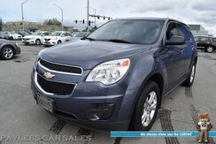 2013_Chevrolet_Equinox_LS / AWD / Automatic / Power Driver's Seat / Aux Jack / Cruise Control / Aluminum Wheels / 29 MPG_ Anchorage AK
